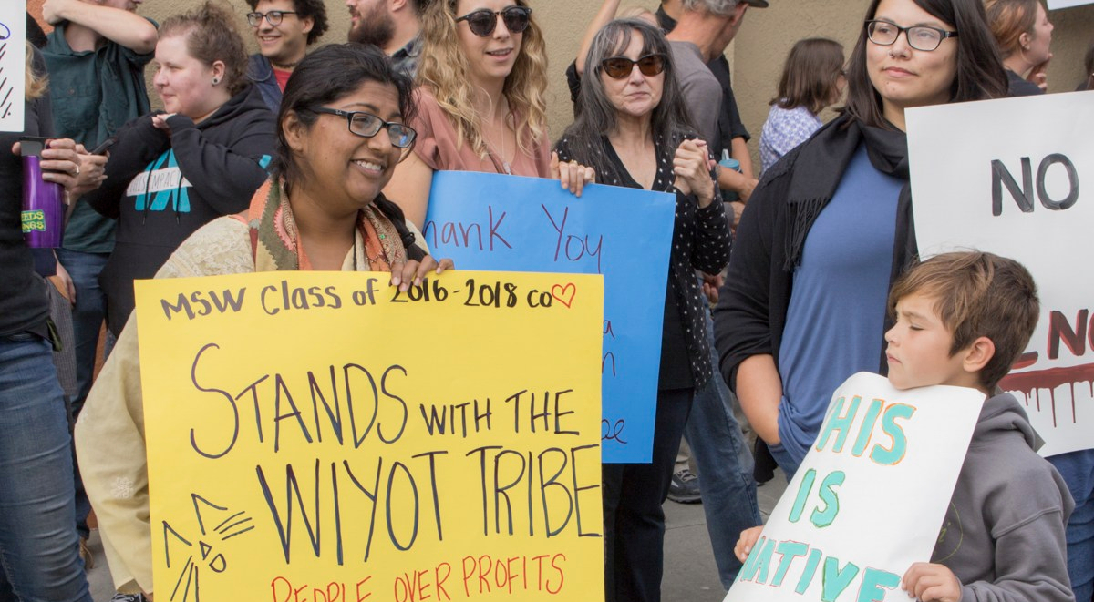 Standing in solidarity with the Wiyot Tribe – Sarahi Apaez