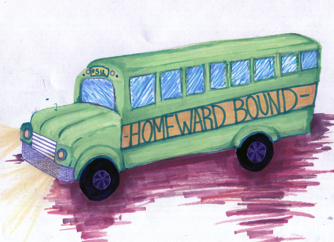 Homeward Bound bus service – Luis Lopez blog