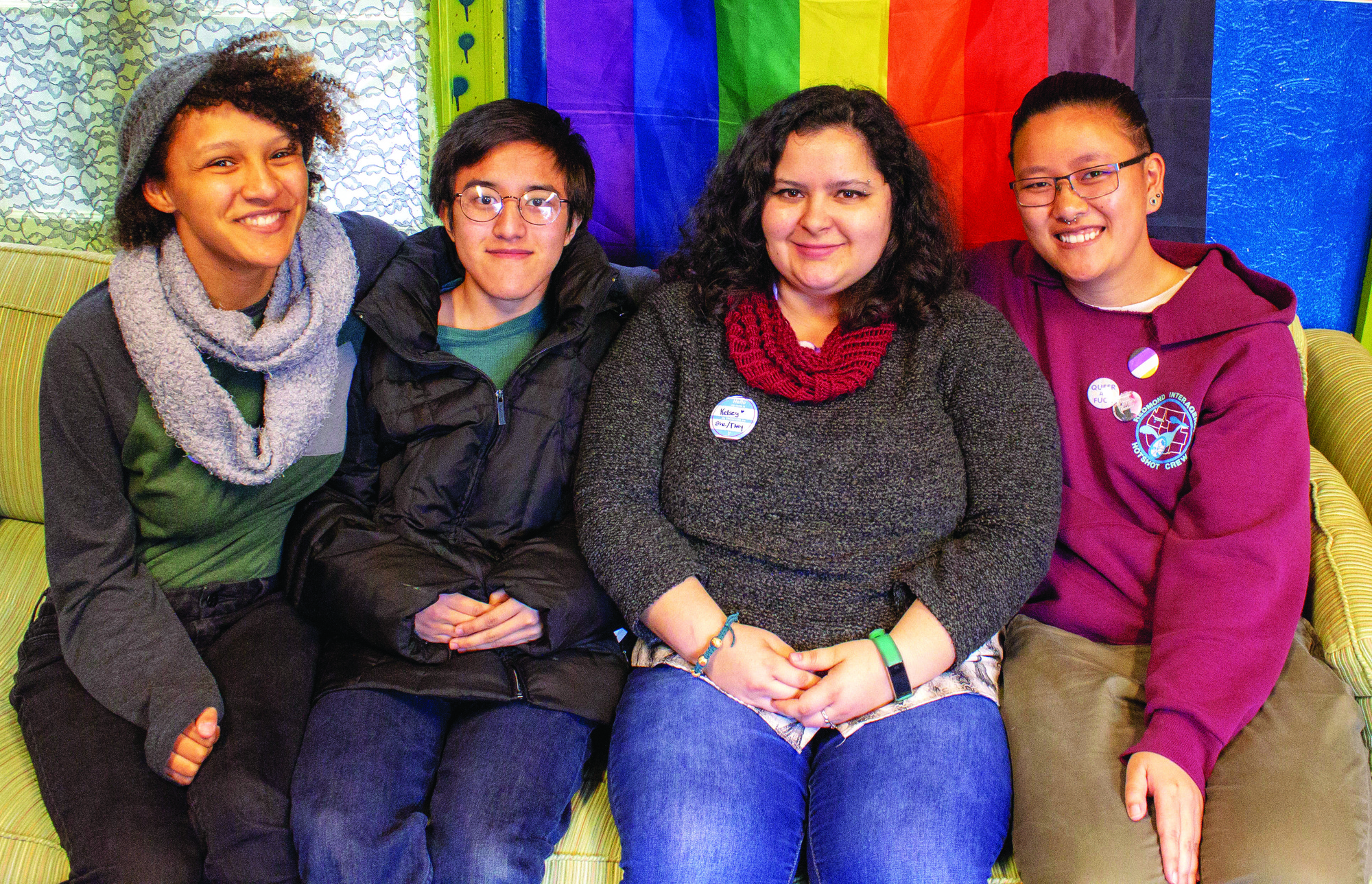 Center offers support for LGBTQ+ community — The Lumberjack – ¿Murder at Café Che?