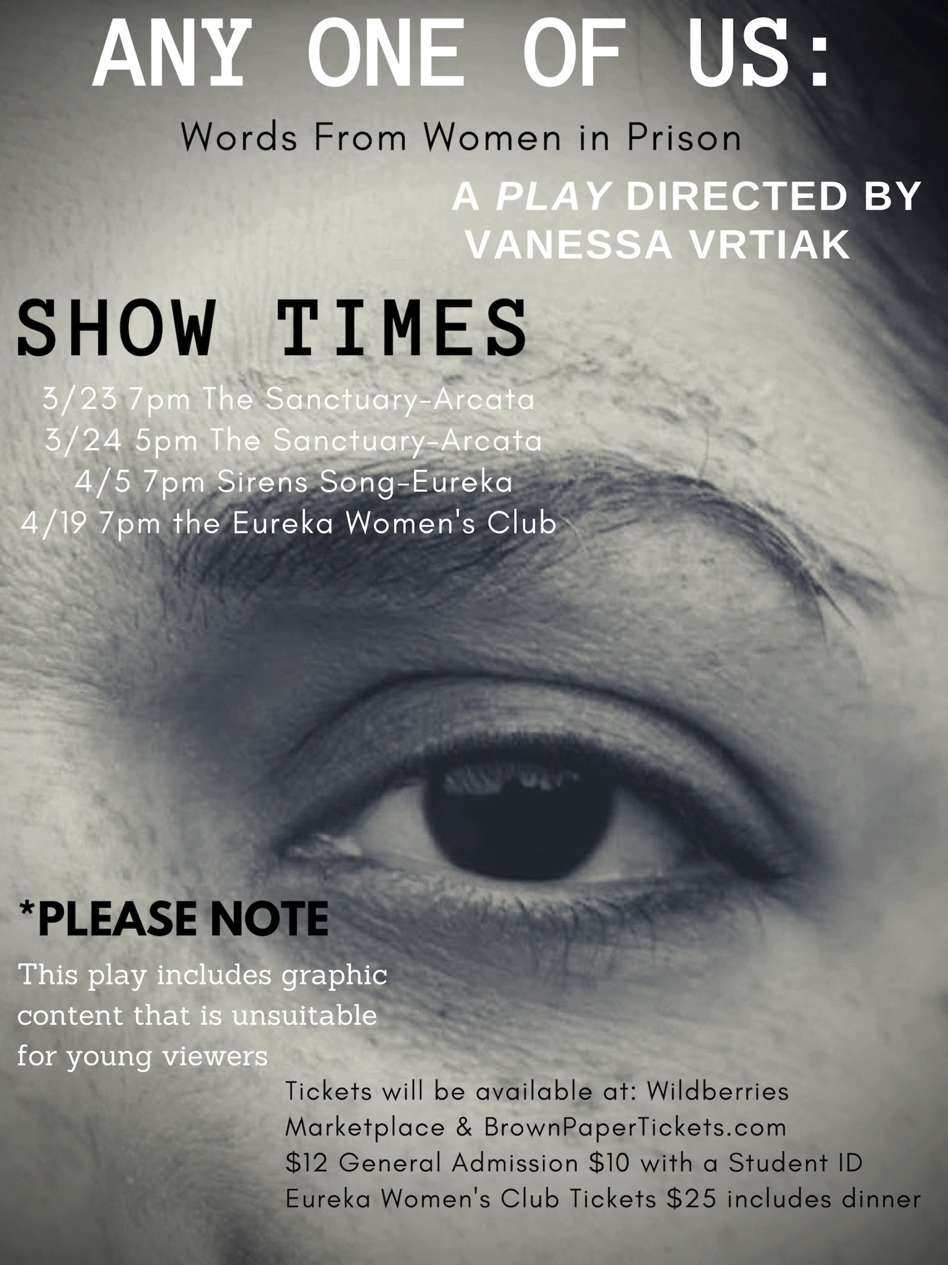 HSU alumni Vanessa Vrtiak directs  the play
