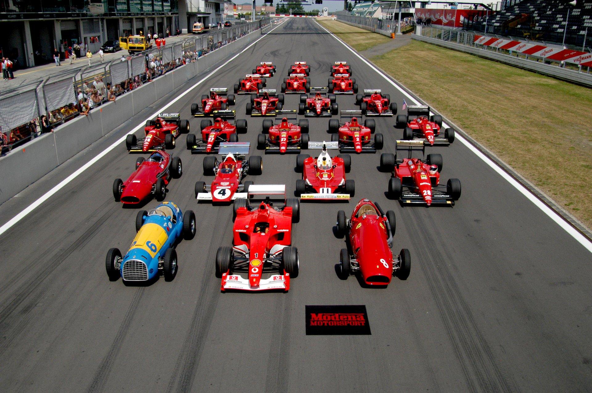 Modena Motorsport Ferrari Track Days. | Photo  Credit: Edwin van Nes