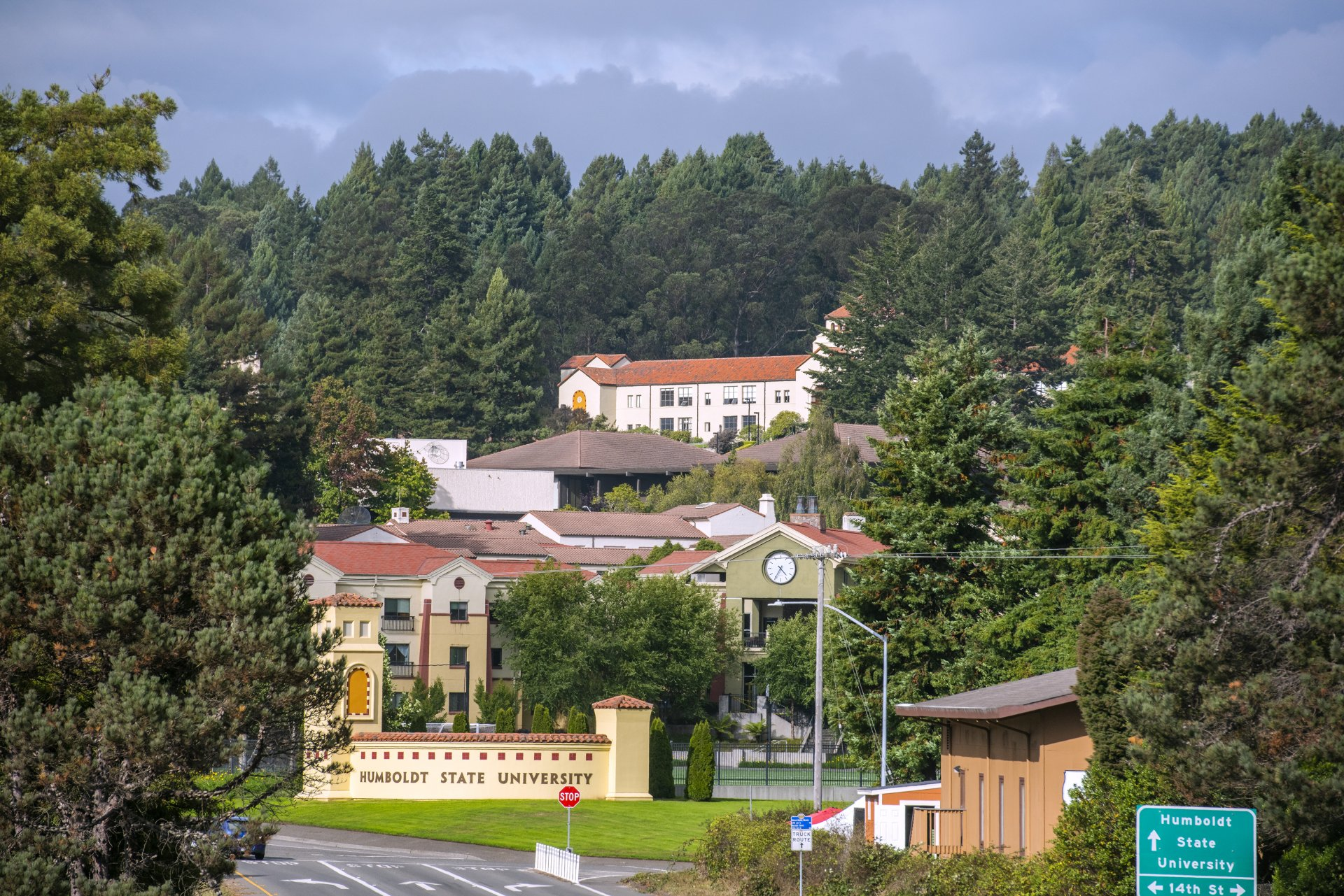 Photo courtesy of Humboldt State