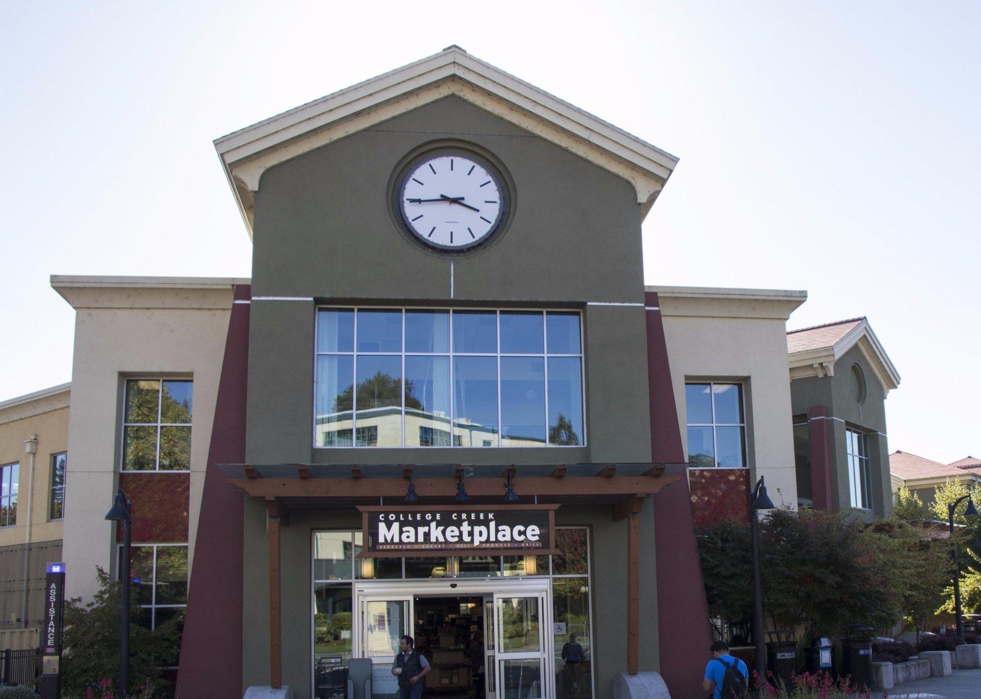 The Marketplace at HSU Photo credit: Curran C. Daly
