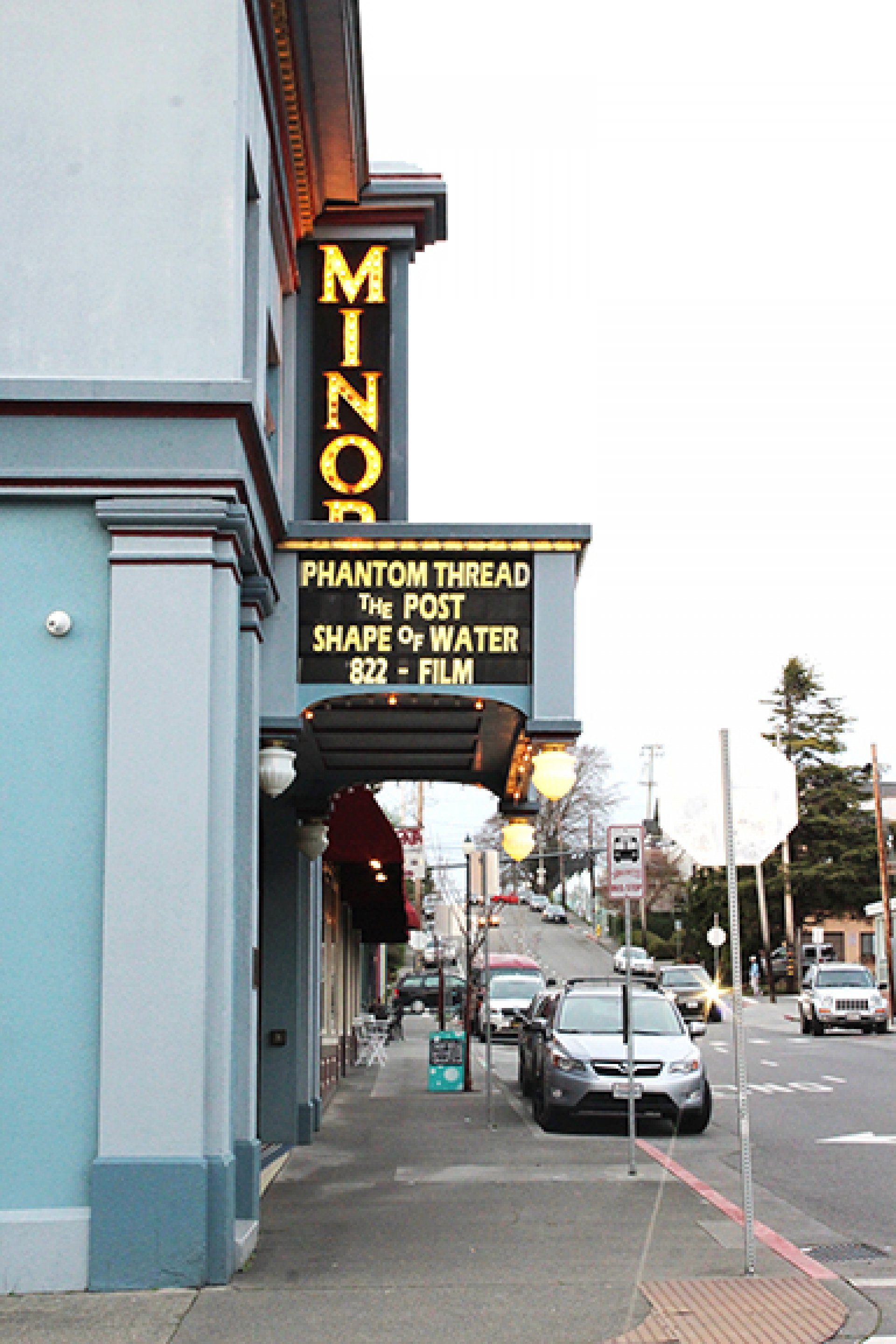 The Shape of Water is now playing at the Minor Theatre. Photo by Patrick Maravelias.