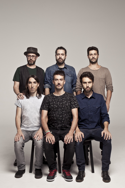 Back Row: Álvaro B. Baglietto,  Juan Manuel Latorre, Jorge Gonzalez. Front row: David Garcia, Juan Pedro