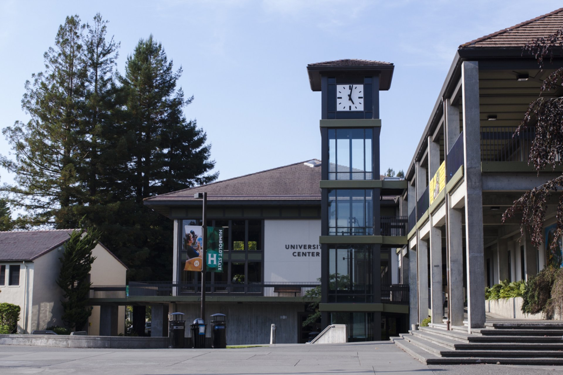 The University Center at Humboldt State University. | File photo by Lauren Shea