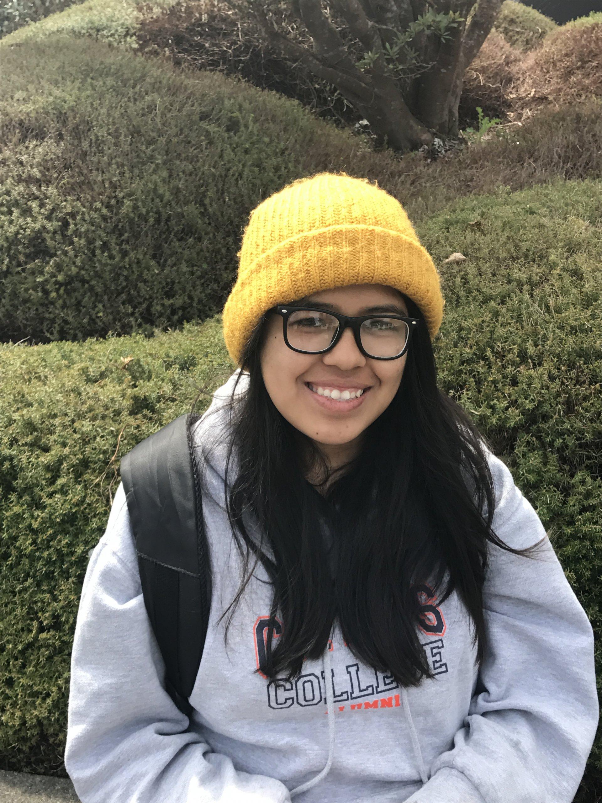 Jacqueline Gomez, junior, engineering